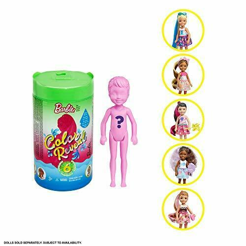 Barbie Color Reveal ( Gpd41 ) NEW