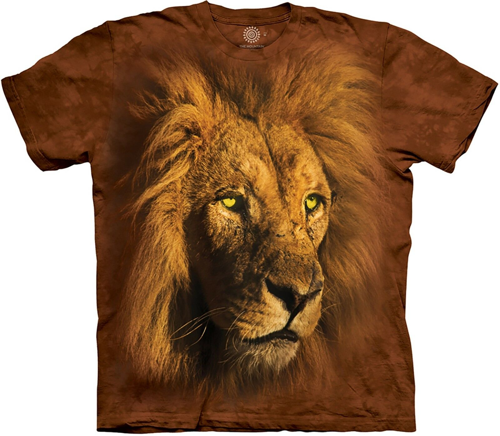 The Mountain Unisex Adult Proud King Big Cat Animal T Shirt