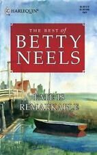 Fate Is Remarkable (Harlequin Special Release: the Best of Betty Neels)