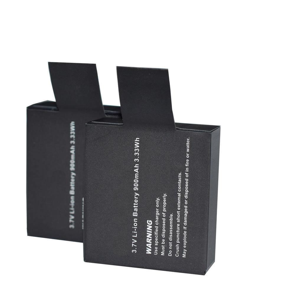 2X Battery For SJCAM Action Sport Camera M10 Wifi SJ4000 SJ5000 SJ5000 + OS480