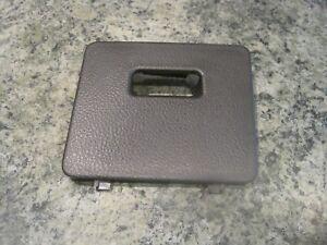 s l300 2012 nissan versa instrument panel dash fuse box door black ebay