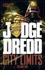 Judge Dredd: City Limits by Duane Swierczynski (Paperback, 2014)