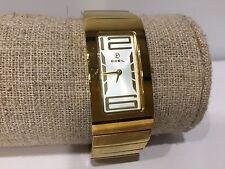 Reloj Watch Montre BREIL Milano - Quartz - Golden Steel - 40 x 20 mm