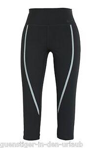 a24b17772bf28d Nike W NK PWR Tights DRI FIT- Leggins Schwarz - S - Damen Sporthose ...