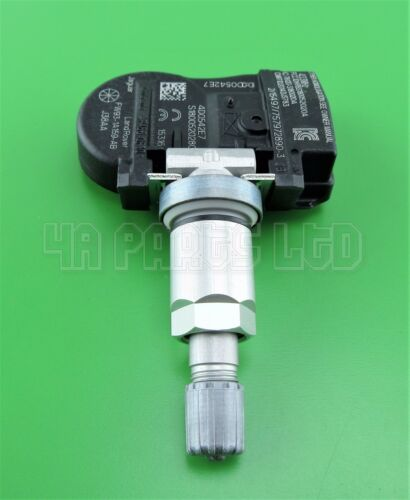1x Land-Rover range-rover Discovery Pneumatico Pressione Sensore Tpms 433MHZ fw931a159ab