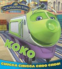 Chuggington  Board Book: Koko by Parragon Book Service Ltd (Board book, 2010)