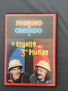 DVD-FAEMINO-Y-CANSADO-EN-EL-ORGULLO-DEL-3er-MUNDO-DVD-2-Capitulos-5-6-7