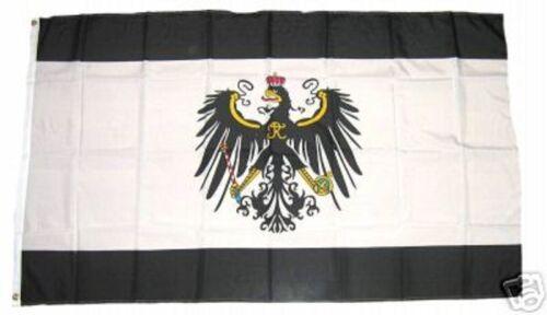 FAHNE//FLAGGE KÖNIGREICH PREUSSEN PREUßEN Adler 90 x 150