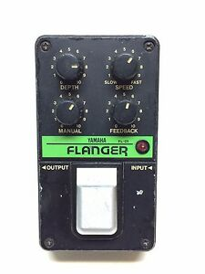 Yamaha-FL-01-Flanger-Made-In-Japan-Early-80-039-s-Guitar-Effect-Pedal