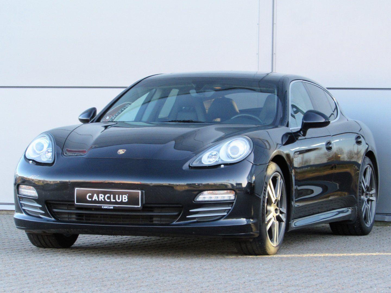 Porsche Panamera 4S 4,8 PDK 5d - 200.000 kr.