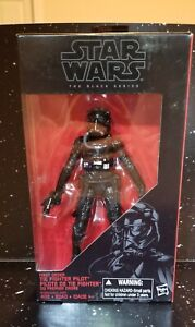 First Order Tie Fighter Pilot - Star Wars The Black Series 6 inch #11 - TFA - 20