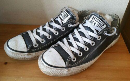 6 t Star Leather C All Uk Converse Taglia wpqR6vW