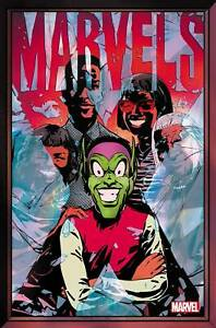 Marvels-X-1-Of-6-Var-2020-Marvel-Comics-First-Print-Well-Bee-Cover