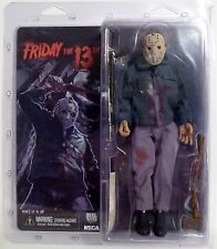 """JASON VOORHEES Friday the 13th Part III 3 Retro Clothed 8"""" inch Figure Neca 2013"""