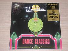 "TAVARES / THE ORIGINALS - IT ONLY TAKES A MINUTE - MAXI-SINGLE 12"" UNIDISC"
