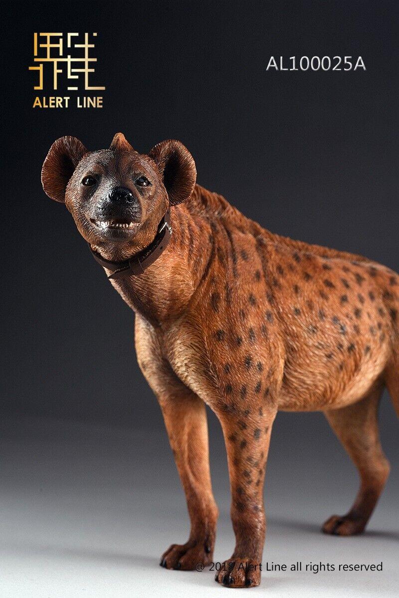 Alert Line 1 6 Crocuta Crocuta Crocuta Crocuta AL100025A Animal Toys Dog Model  F 12  Figure 0c2da8