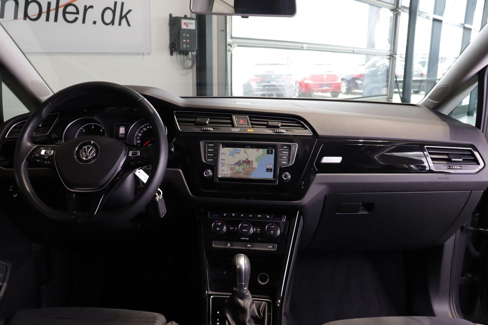 VW Touran TDi 150 Highline DSG