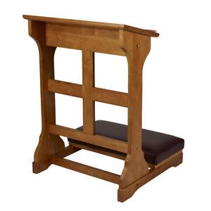 Kneeler-Holy-Cross-Medium-Oak-Stain-Maple-Hardwood