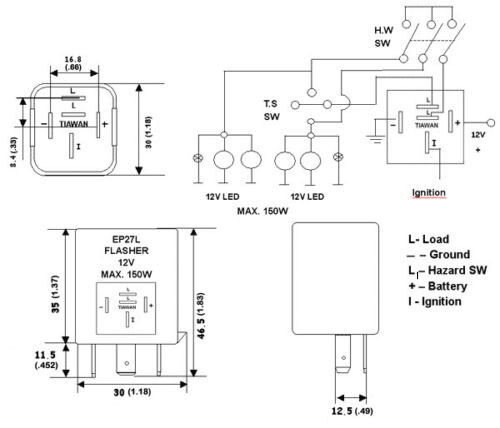 Novita Relay Socket Wiring Diagram    Wiring Diagram