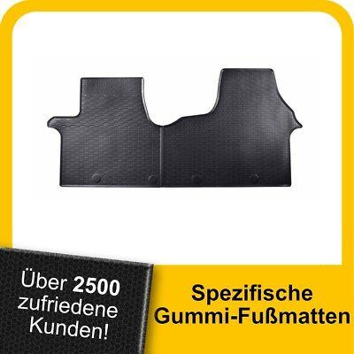 Gummi-Fußmatten KIA CEE/'D PRO CEE/'D 4tlg 2007-2012 Gummimatten
