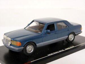 Alstor-1-43-Mercedes-Benz-500SE-W126-Resin-Handmade-Model-Car