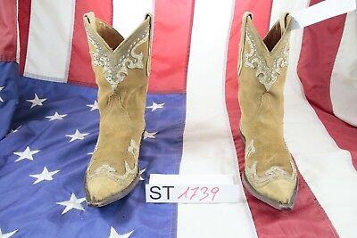 STIVALI MARLBORO CLASSIC stivaletto donna Originali Texano
