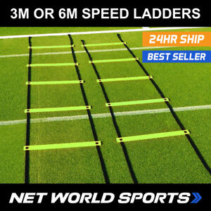 Forza-Velocita-Scala-Agilita-Scala-3m-6m-Fitness-Training-Net-World-Sports