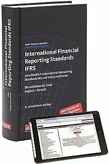 International Financial Reporting Standards IFRS: IDW Text... | Livre | état bon