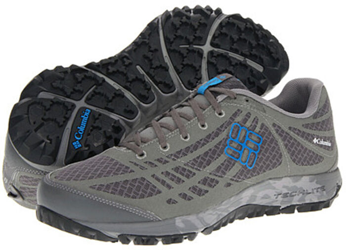 New Uomo Columbia Conspiracy Omni-Grip Omni-Grip Conspiracy Lightweight Athletic Trail Running Shoes cc1b36