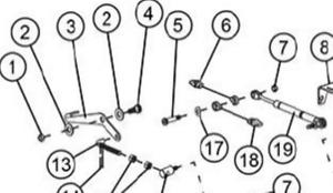 Cable hacia adelante 1008926 ajusta s100-12010 Spyker OEM