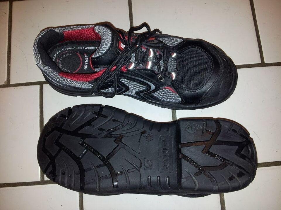 Brynje Sikkerheds sko