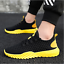 Mens-Casual-ultralight-Air-Cushion-Mesh-Running-Sports-Athletic-Sneakers-Boots miniatura 9