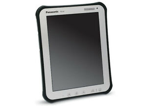 Panasonic Toughpad FZ-A1 Antiglare Screen Protector