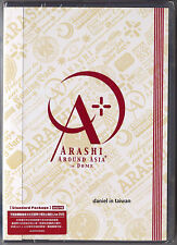 Arashi: Around Asia+ In Dome 2007 (2007) Japan / 2DVD TAIWAN