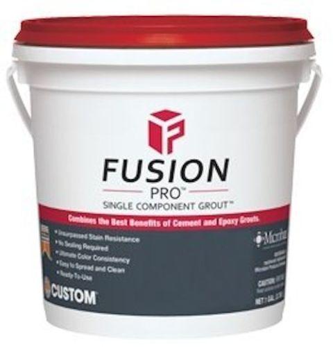 Fusion Pro Single Component Grout, Gallon - Bone FP3821-2T