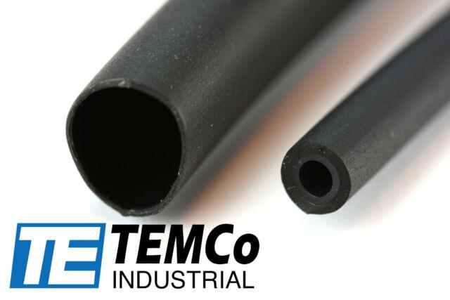 "1//2/"" CLEAR Adhesive Glue Lined 3:1 Heat Shrink Tubing 35FT Marine Tuner Motec UL"