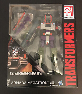 Transformers Combiner Wars Armada Megatron Leader Class New Sealed