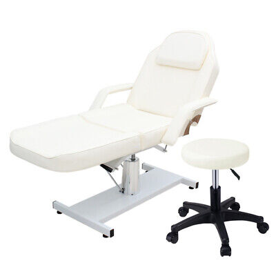 Hydraulic Massage Table Bed Salon Beauty Couch Tattoo