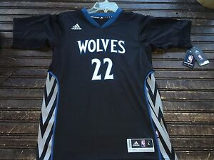 3c4c788face0 Image is loading Andrew-Wiggins-Minnesota-Timberwolves-Adidas-YOUTH-Jersey- Swingman-