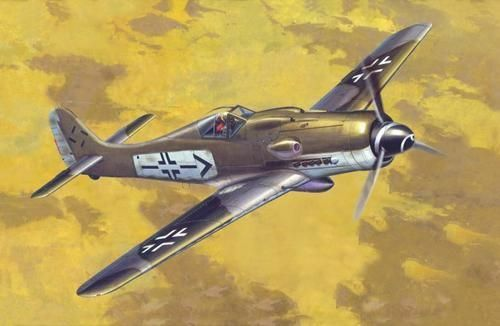 Mistercraft C-10 - 1:72 Fw-190D-9 Rudel  - Neu