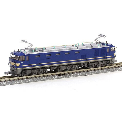 Kato 1-315 Electric Locomotive EF510-500 JR Freight Color  blu  - HO