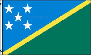 Solomon International  3x5 Polyester Flag