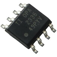 OPA2335AID Burr Brown Op-Amplifier 2MHz 1,6V/µs Dual Single-Supply OpAmp 855975