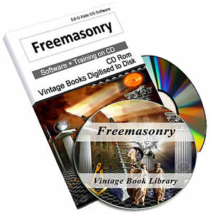 Freemasons-461-Rare-Books-on-DVD-Ancient-Masonic-Secret-Rituals-Medal-Badge-48