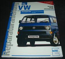 Reparaturanleitung VW Transporter Bus T3  1,6 Liter Diesel + Turbo 1979 - 1990