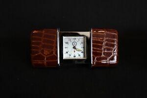 Travel-Clock-Mercedes-Benz-Vintage-Alarm-Clock-JS