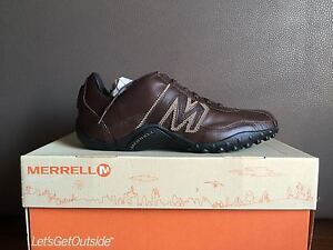 Merrell Solde Nouvelles ChaussuresSneaker Blast Sprint En EspressoBrindle kZuiXP