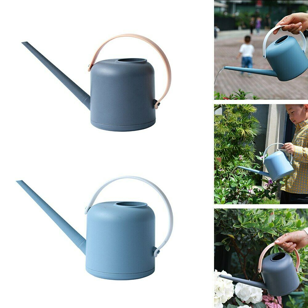 Water Cans Long Mouth 1800ml Home Plant Pot Bottle Watering Device Garden Tool