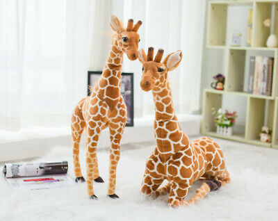100cm Große PlÜschtier PlÜsch Giraffe Plüschgiraffe Stoffgiraffe Kind Geschenk