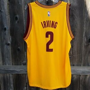 Details about Size XL Men adidas Kyrie Irving Cleveland Cavs Cavaliers Swingman Jersey lebron
